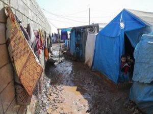 """Suriye'deki Çadır Kentlerde """"Yaşam Savaşı"""" (FOTO)"""