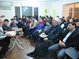 """Beykoz'da """"Filistin Direnişimiz ve İşgalci İsrail"""" Semineri"""