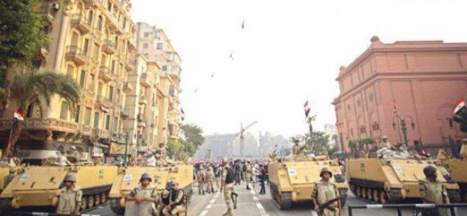 Askeri Üsse Dönüşen Ülke Mısır