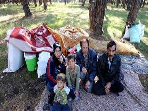 Suriyelilere 'Zorunlu Göç'