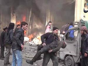 Esed, Suriye'de 79 Kişiyi Katletti (VİDEO)
