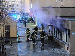 İsveç'te Cami Saldırılarındaki Artış Korkutuyor