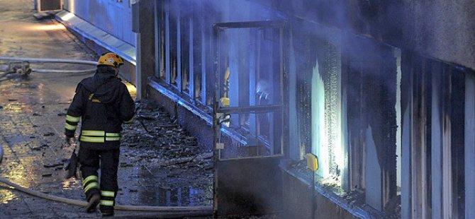 İsveç'te Bir Camiye Daha Saldırıldı