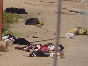 Suriye'de 55 Kişi Katledildi; Çocukları Taradılar (FOTO)