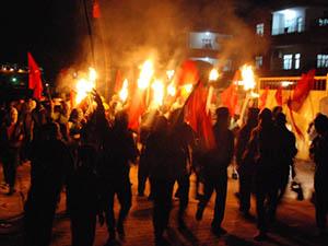 PKK'lılar, Cizre'de Müslümanlara Saldırıyor