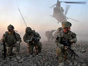 ABD 'Rakka'ya Operasyon Düzenledi mi?