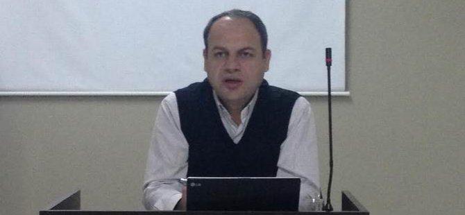 Özgür-Der Adana'da Haksöz Dergisi Konuşuldu