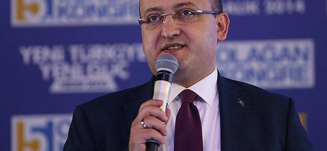Akdoğan: Cizre'de Kandil'e Nanik Yaptılar