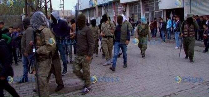 Şırnak'ta HÜDA-PAR Üyesine Saldırı
