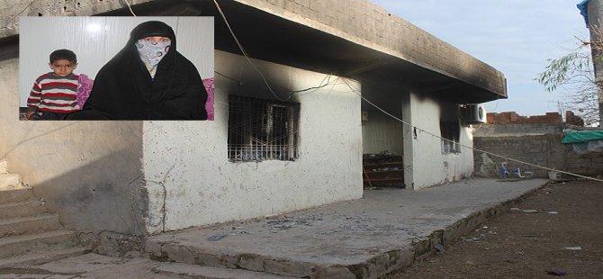 Cizre'de Evi Yakılan Hamile Kadın Yaşadıklarını Anlattı