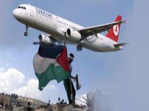 THY'den İsrail'e Anlamlı Gönderme