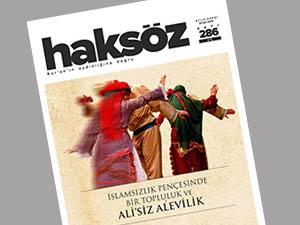 Haksöz Dergisinin Ocak 2015 Sayısı Çıktı