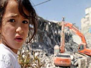 Siyonistler Batı Şeri'da 25 Evi Yıktı