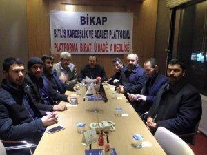 BİKAP'tan Kürt Sorunu ve Çözüm Süreci Raporu
