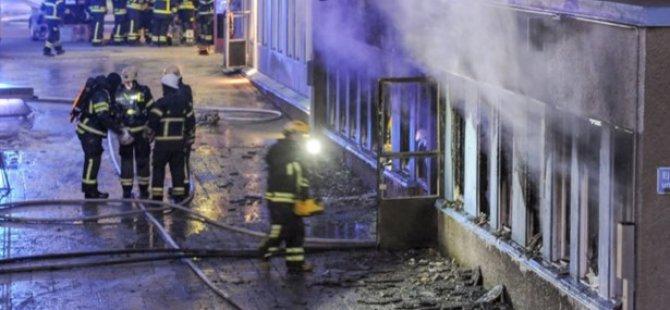 2014 Son Gecesinde Camiye Saldırdılar