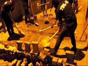 Cizre Belediyesi Kazdığı Kuyuları Kapatıyor