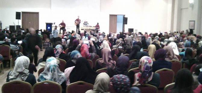 Muş'ta Grup Yürüyüş Konserine Yoğun Katılım