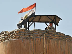 Sisi'nin Askerleri Rafah'ta Filistinli Bir Genci Katletti