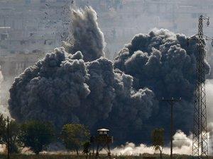 Esed 5 Bin 150 Varil Bombalı Saldırı Düzenledi
