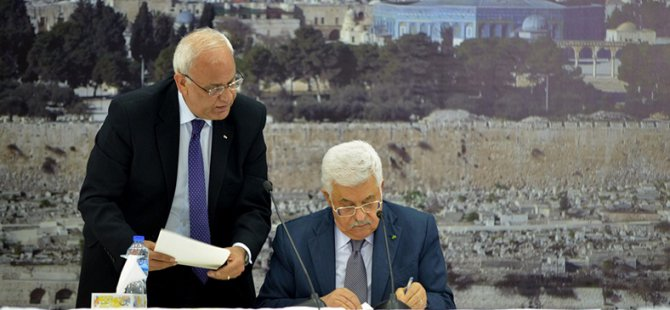 Filistin Tasarısı ve Abbas'ın Öteki Vaatleri