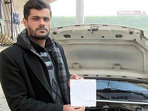 HÜDA-PAR Yöneticisinin Aracına Molotoflu Saldırı