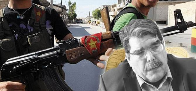 PKK/PYD Güçlerinden Türkmen Köyüne Baskın