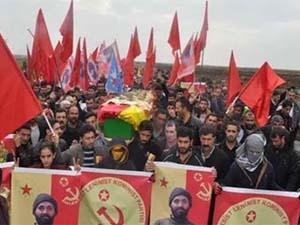Kobani'den Cenaze Üstüne Cenaze Geliyor