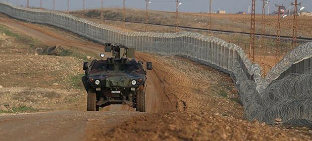 Antep'te Suriye'ye Geçmek İsteyen 45 Kişi Tutuklandı
