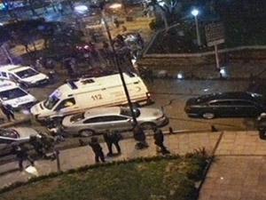 Sultanahmet'te Canlı Bomba Saldırısı
