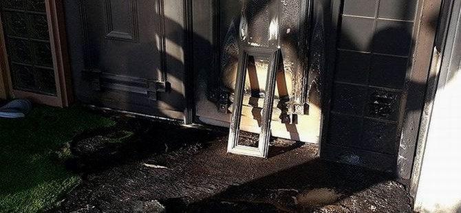 Bulgaristan'da Cami Kundaklandı