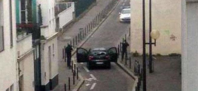 Paris Eylemcilerinin Kimlikleri Belirlendi İddiası