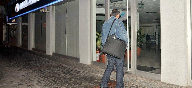 Bank Asya'nın Erbil Şubesine MİT'li Operasyon