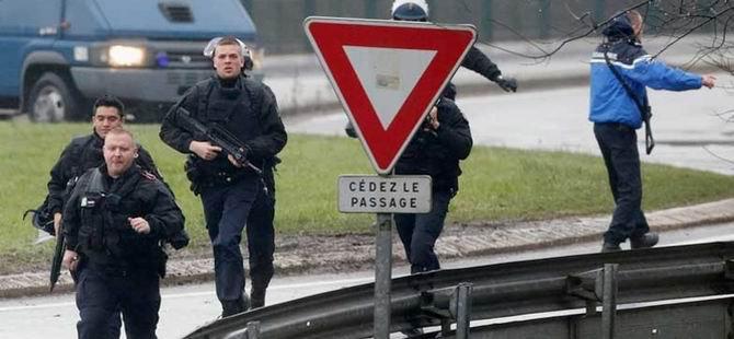 Paris'in Doğusunda Çatışma