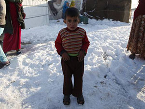 Lübnan'da Donarak Ölen Mülteci Sayısı 5'e Yükseldi