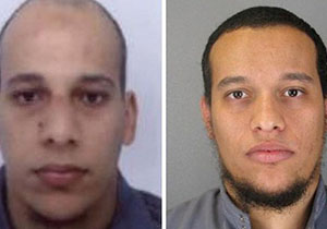 Paris Eylemcileri Kuaşi Kardeşler Katledildi