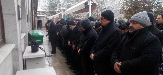 Mahmut Arslan'ın Cenazesi Defnedildi