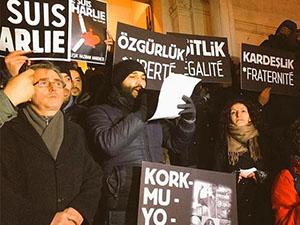 Doğu ve Batının Yol Ayrımında; Charlie Hebdolaşmak ve Terör