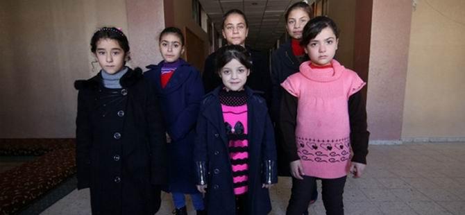 Gazze'nin Yetimleri (FOTO)