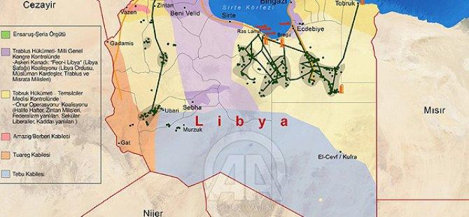 Libya'da Diyalog Umudu