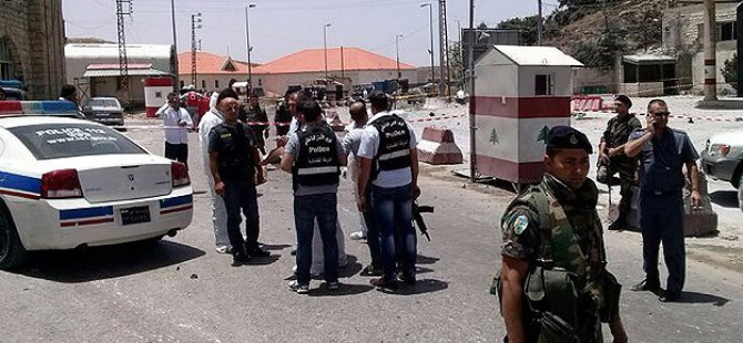 Lübnan'da Canlı Bomba Saldırısı: 9 Ölü