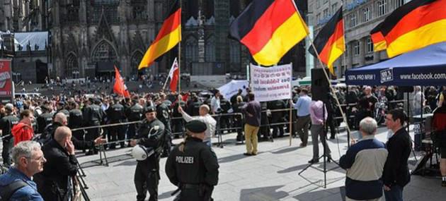 Almanya'da Hz. Muhammed Karikatürleri Yasaklandı
