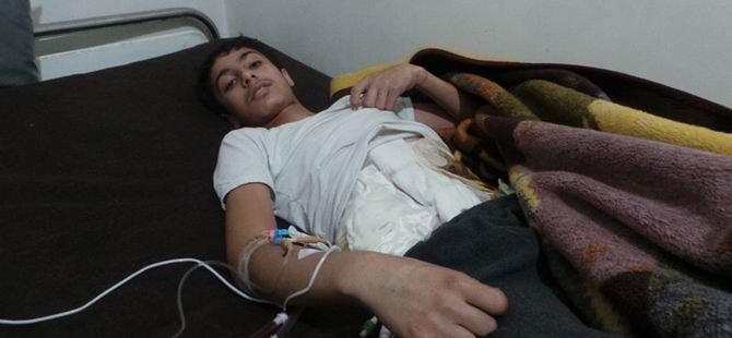 Esed Rejimi Hastanelere Saldırıyor