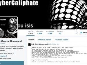 ABD Ordusunun Sosyal Medya Hesapları Hacklendi