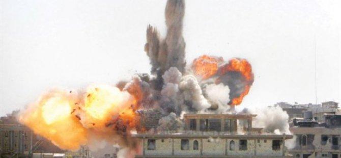 Pentagon'un Suriye'deki Gizlenen Katliamı