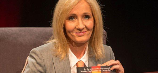 J.K. Rowling'ten Murdoch'a İlginç Cevap
