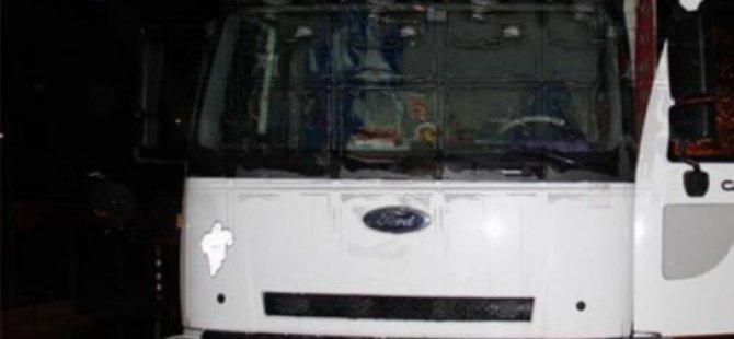 Polisten Cumhuriyet Gazetesinin Dağıtım Araçlarına Baskın