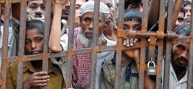 Arakan'da Keyfî Tutuklama ve Para Cezaları!