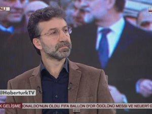 Kenan Alpay, bu akşam 21.00'de Haber Türk'te