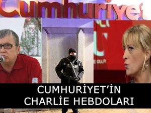 Cumhuriyet'in Provokatör Charlie Hebdocuları