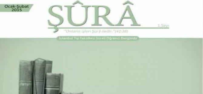 Şûrâ Dergisi Yayın Hayatına Başladı